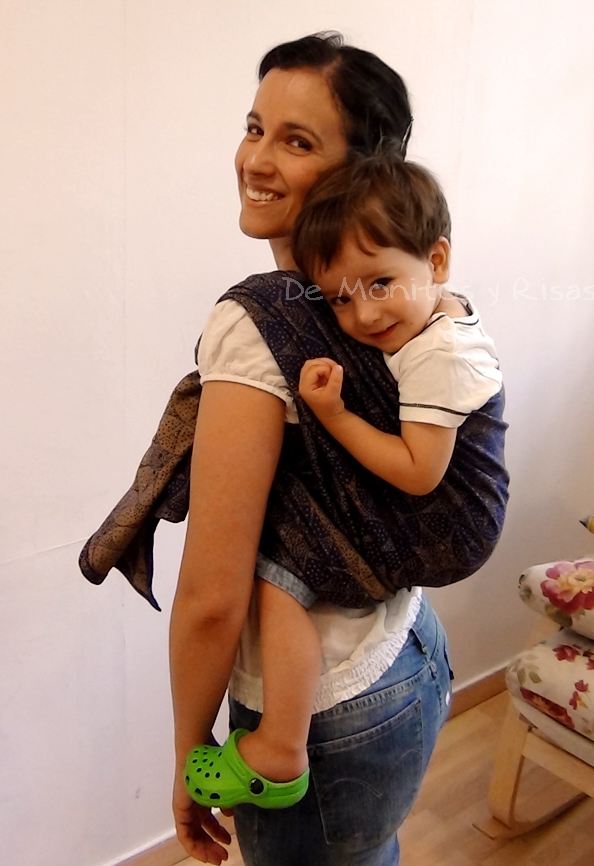 Conference Babywearing