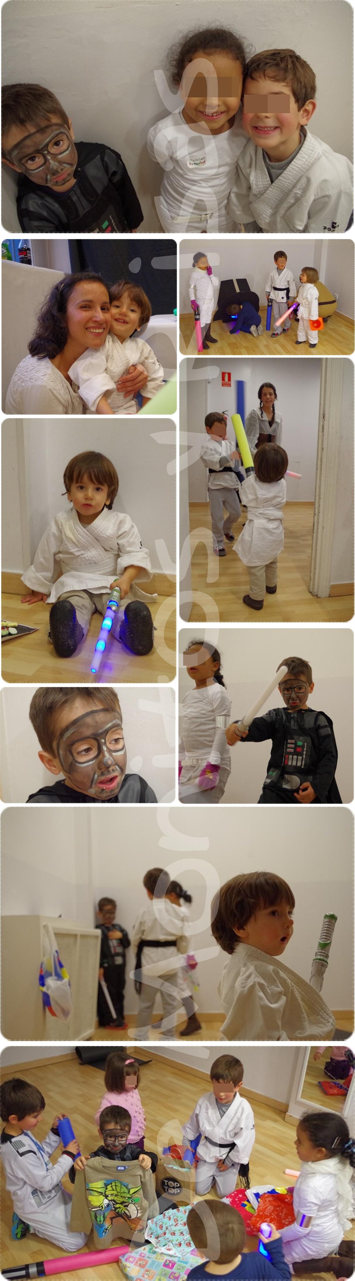 Pequeños Jedis