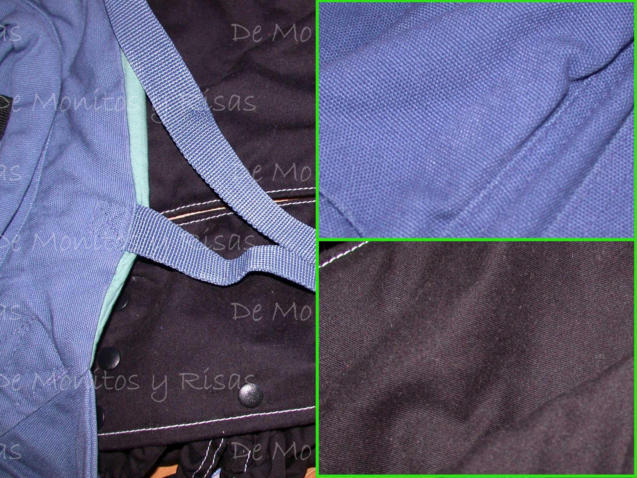 Texturas de las telas