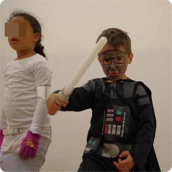 6º Cumpleaños, Star Wars