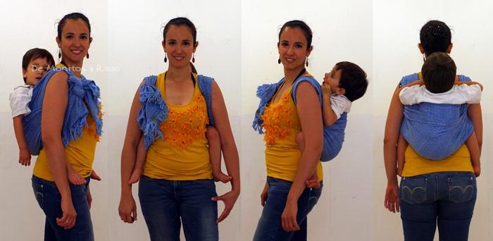 RRRR con niño de 3 años