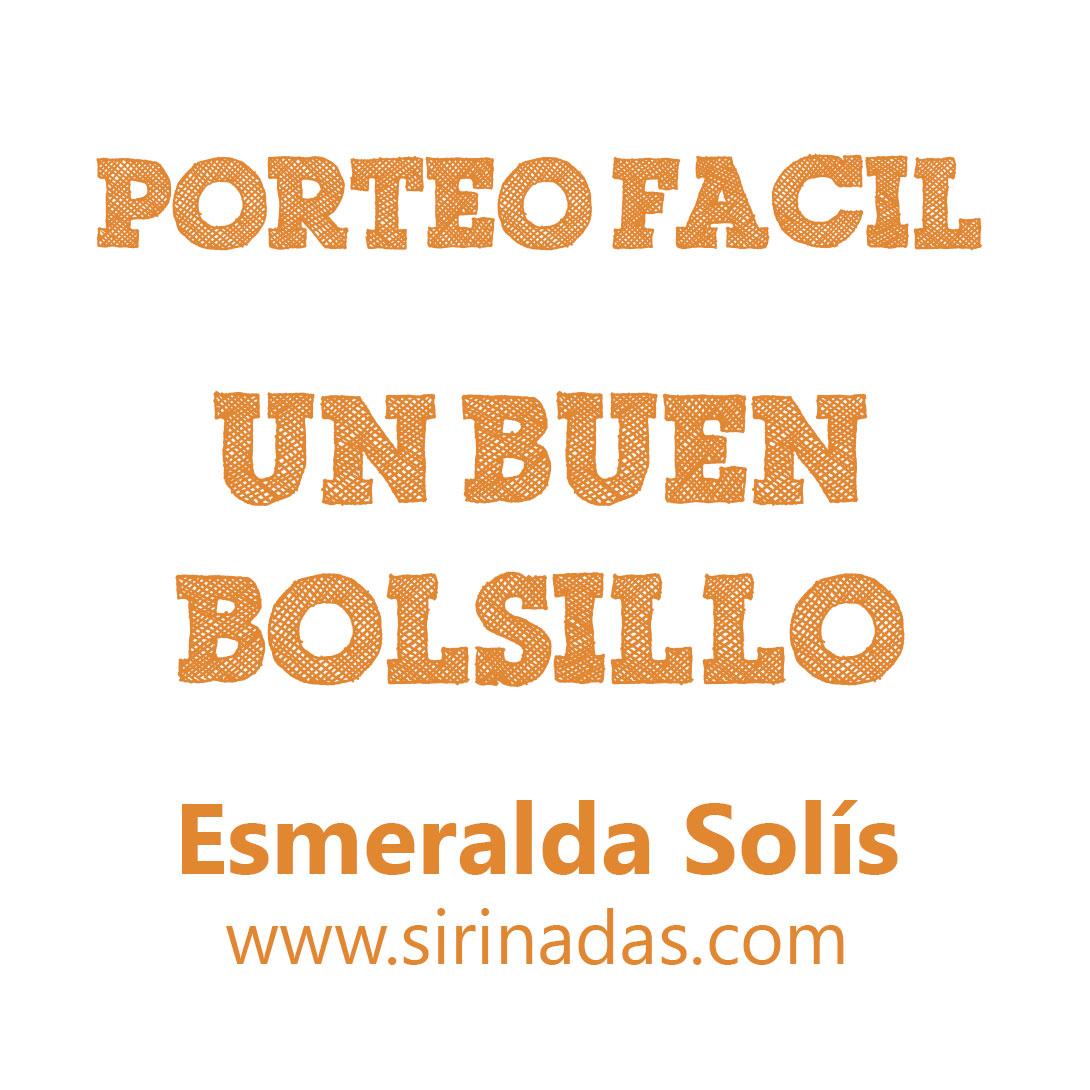 Un buen bolsillo (y otros trucos para el canguro detrás), por Esmeralda Solís #PorteoFacil