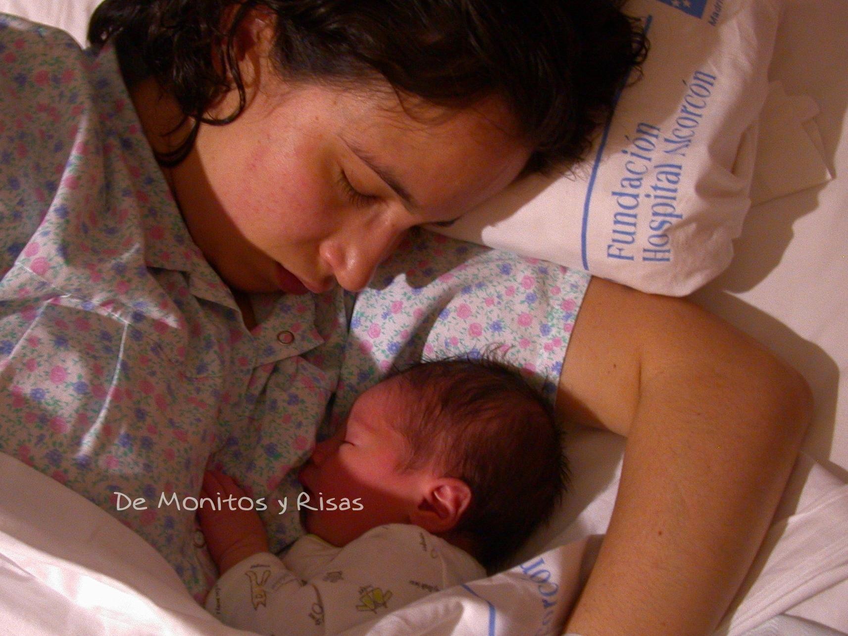 Marcos recién nacido