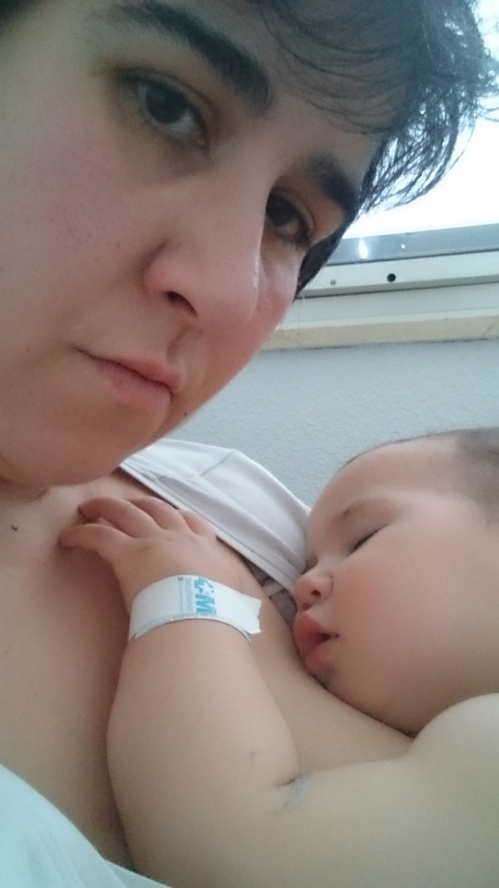 lactancia en el hospital