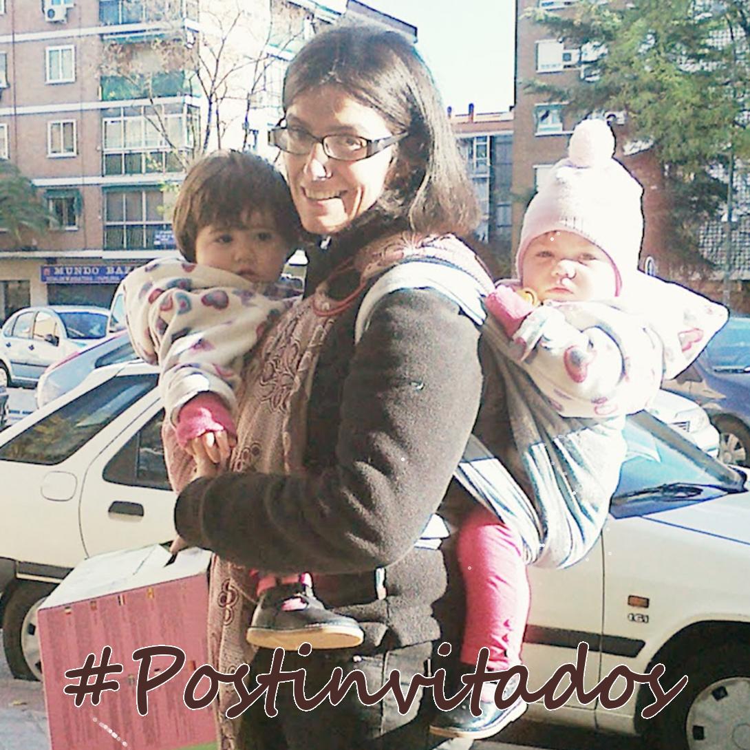 Cómo empezar a portear mellizos o gemelos #postinvitados