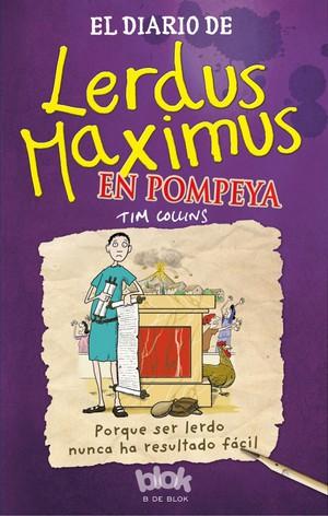 Libro El diario de Lerdus Maximus
