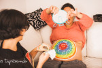 BellyPainting Cris