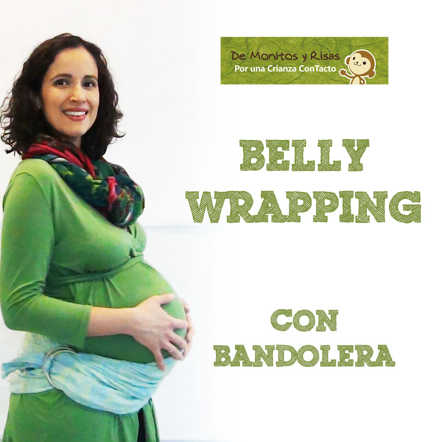 Bellywrapping con bandolera